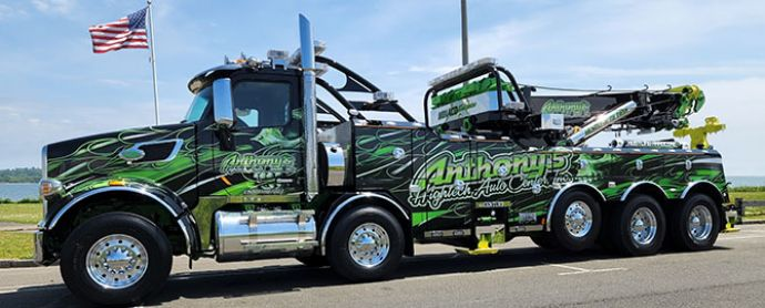 Do You Tip Tow Truck Drivers >> Tow Industry Week